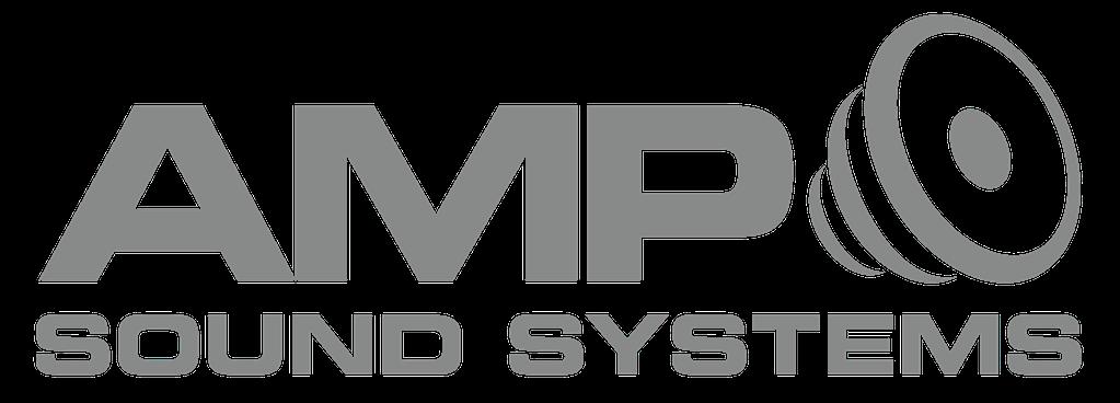 AMP Sound Systems logo