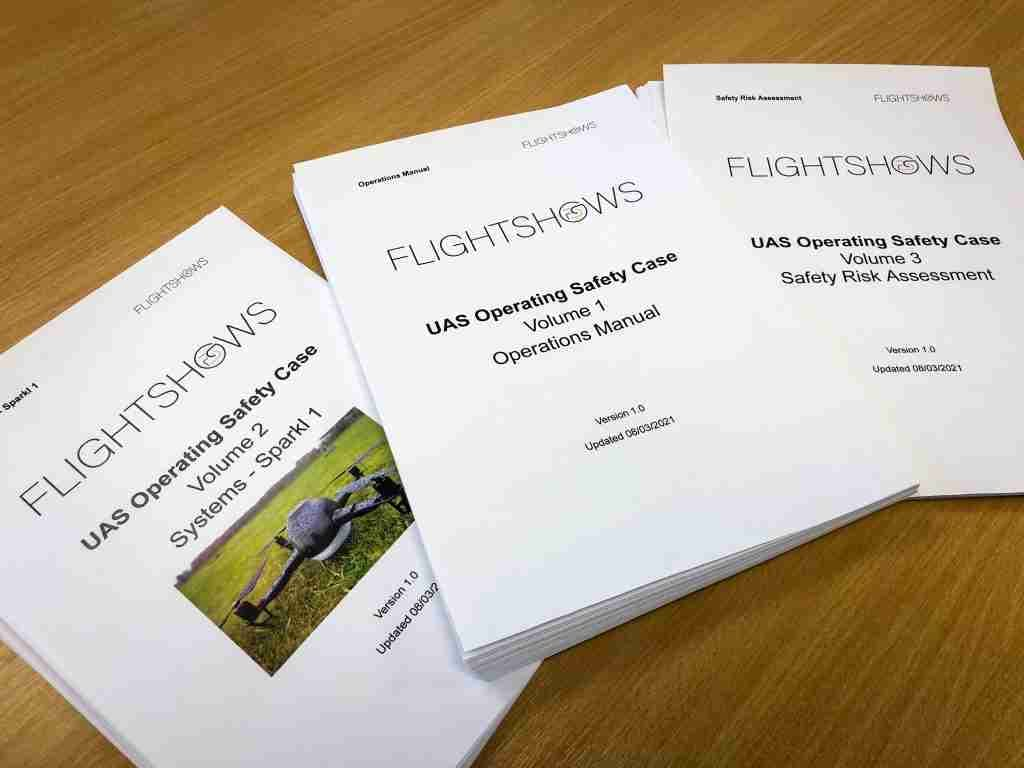 FlightShows Operating Safety Case
